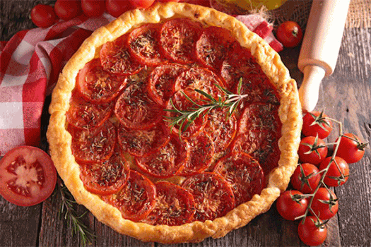 Tarte à la tomate MPSG