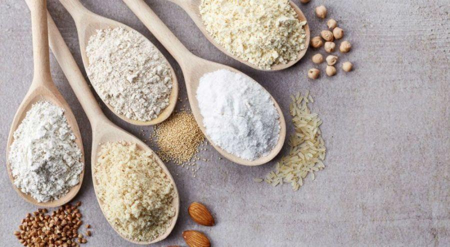 Les Farines Sans Gluten à Faible Indice Glycémique Mon Panier Sans Gluten Le Blog