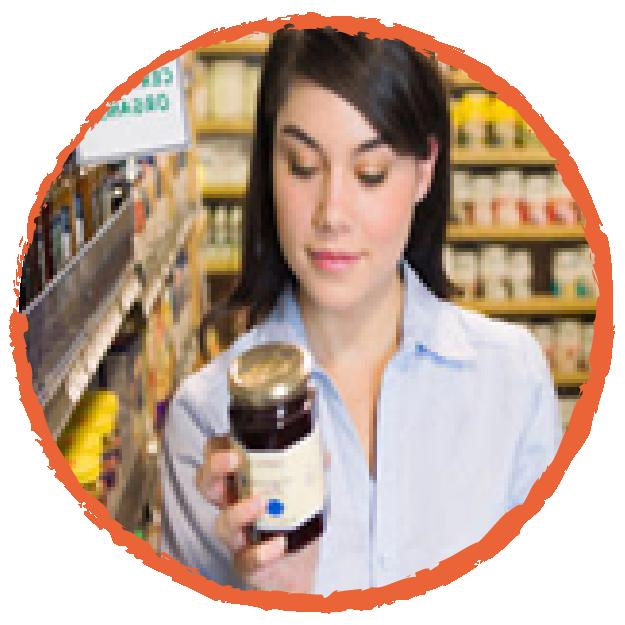 Regime sans gluten : étiquetage et réglementation