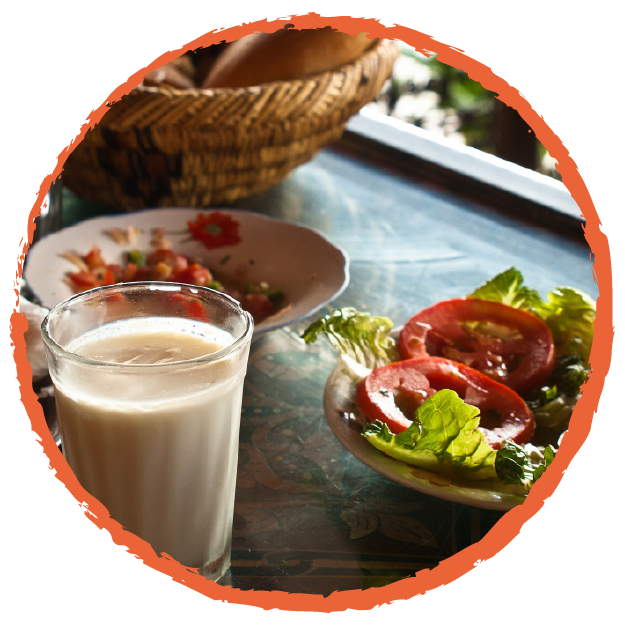 nutrition au quotidien