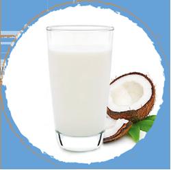 lait de coco instantané mon panier sans gluten
