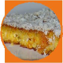 Cake à la carotte et aux amandes Mon Panier Sans Gluten
