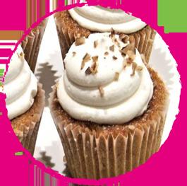 Cupcakes amandes coco MON PANIER SANS GLUTEN