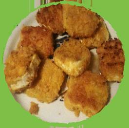 Fromages panés aux céréales Mon Panier Sans Gluten