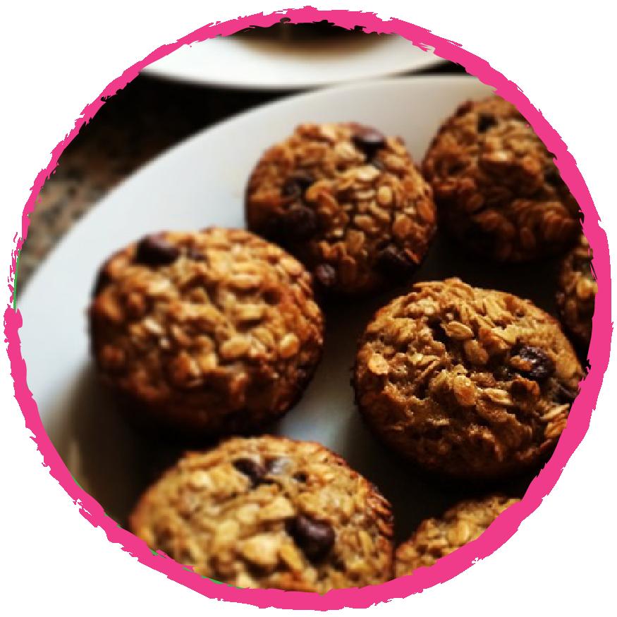 Muffins au chocolat MON PANIER SANS GLUTEN