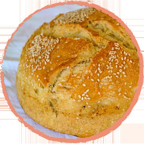 Petits pains au sésame MON PANIER SANS GLUTEN