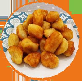 Pommes dauphines Mon Panier Sans Gluten