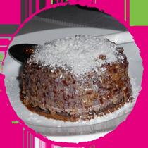 Pudding au riz et aux raisins secs MON PANIER SANS GLUTEN