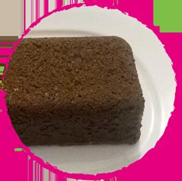 Fondant au chocolat et aux lentilles par MON PANIER SANS GLUTEN