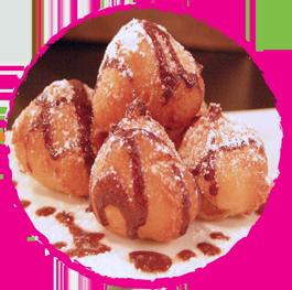 Awaimets beignets libanais par MON PANIER SANS GLUTEN