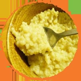 Millet au citron et à l'huile de coco Mon Panier Sans Gluten