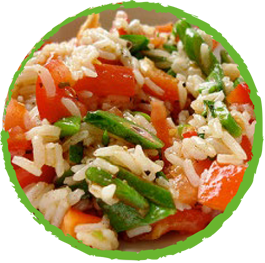 Salade printanière de Mon Panier Sans Gluten