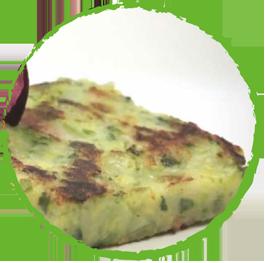 Terrine de pois cassés aux légumes verts de Mon Panier Sans Gluten