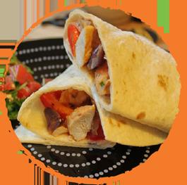 Tortilla mexicaine par MON PANIER SANS GLUTEN