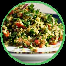 Taboulé de Quinoa MON PANIER SANS GLUTEN