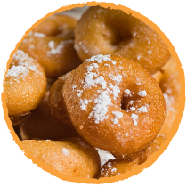 beignet aux pommes MON PANIER SANS GLUTEN