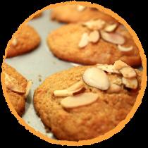 Biscuits aux amandes MON PANIER SANS GLUTEN