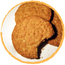 Biscuits coco et sirop de riz MON PANIER SANS GLUTEN