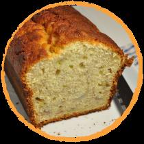 Cake Banane Coco MON PANIER SANS GLUTEN