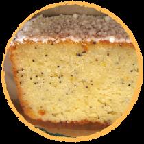 Cake au citron MON PANIER SANS GLUTEN