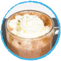 Chocolat chaud MON PANIER SANS GLUTEN
