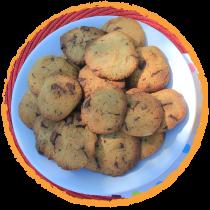 Cookies aux pépites de chocolat MON PANIER SANS GLUTEN