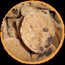 Cookies chocolat coco MON PANIER SANS GLUTEN