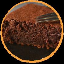Gateau au chocolat MON PANIER SANS GLUTEN