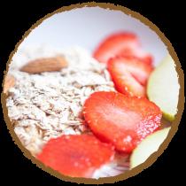 Muesli amande et fruits MON PANIER SANS GLUTEN