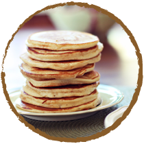 Pancakes MON PANIER SANS GLUTEN