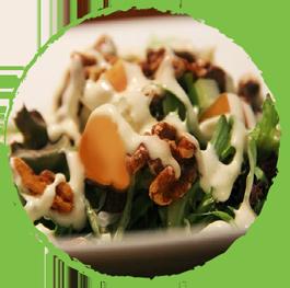 Salade au germe de riz MON PANIER SANS GLUTEN