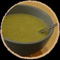 Soupe d'artichaut MON PANIER SANS GLUTEN