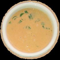 Soupe de carottes à la noix de coco MON PANIER SANS GLUTEN