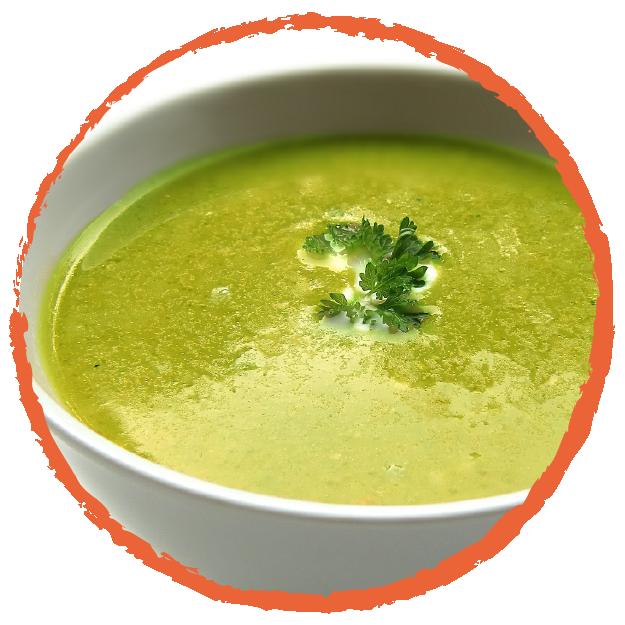 Soupes SANS GLUTEN
