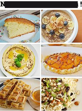 Des recettes SANS GLUTEN avec Mon Panier Sans Gluten