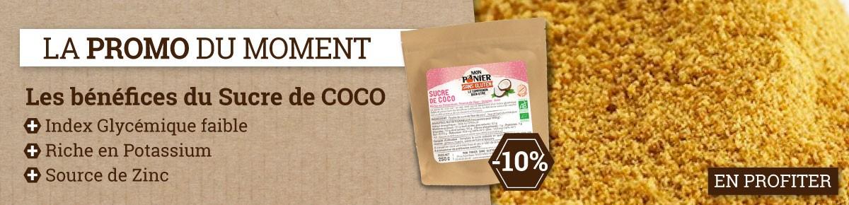 promo sucre coco